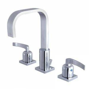 Kingston FSC8961EFL Fauceture 8 in. Widespread Bathroom Faucet  Polished