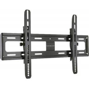 """Sanus VMPL50A-B1 Tilting Wall Mount for 32""""-70"""" Flat Panel TVs with ProSet Technology  Virtual Axis Technology  Rail Design  Lateral Shift  Snap-on TV"""
