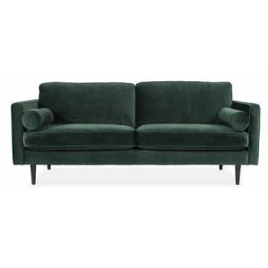 Moe's Home Collection Unwind Collection SOF-XB-002-032 Sofa in Fir