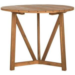Safavieh PAT6733A Cloverdale Round Table in