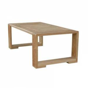 """Anderson Capistrano DS-805 50"""" Rectangular Coffee Table with Teak Wood"""