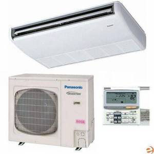 Panasonic 26PST1U6 Ceiling Suspended Mini-Split Air Conditioner With Microprocessor-Controlled Operation  Wireless Remote Control  Self-Diagnosing Function