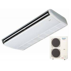 Panasonic 42PST1U6 Ceiling Suspended Mini-Split Air Conditioner With Microprocessor-Controlled Operation  Wireless Remote Control  Self-Diagnosing Function