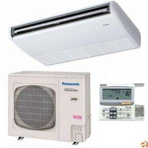 Panasonic 36PST1U6 Ceiling Suspended Mini-Split Air Conditioner With Microprocessor-Controlled Operation  Wireless Remote Control  Self-Diagnosing Function