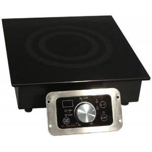 Sunpentown SR-652R 2700W Built-In Commercial Range with 208-240V  SmartScan technology  tempered glass cooktop  Choice of power or temperature mode