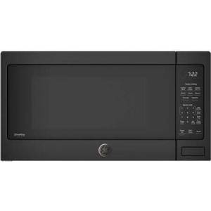 """GE Profile PES7227DLBB 25"""" Countertop Sensor Microwave Oven with 2.2 cu. ft. Capacity  1100 Cooking Watts  Weight and Time Defrost  Instant On Control  Control"""