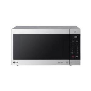 LG LMC2075ST NeoChef Countertop Microwave Oven 2 cu. ft. Oven Capacity  Smart Inverter  EasyClean Interior  SmoothTouch Glass Touch  Hexagonal Stable