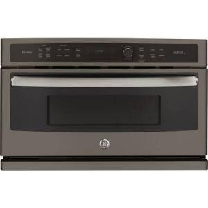 """GE Profile PSB9120EFES 30"""" Advantium 1.7 cu. ft. Capacity Wall Oven with Speedcook  Convection  Warming/Proof Mode  and 950 Watt Microwave Mode in"""