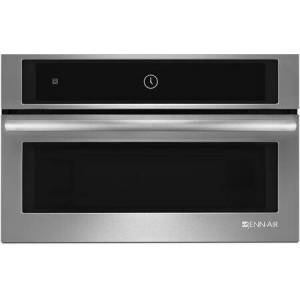 """Jenn-Air JMC2430DS 30"""" Euro Style Built-In Microwave with Speed Cook  4.3"""" Full Color LCD Display  Convection & Microwave Combination Cooking  and Sensor"""