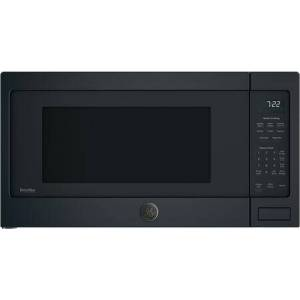 """GE Profile PES7227FMDS 25"""" Countertop Sensor Microwave Oven with 2.2 cu. ft. Capacity  1100 Cooking Watts  Weight and Time Defrost  Instant On Control  Control"""