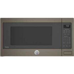 """GE Profile PES7227ELES 25"""" Countertop Sensor Microwave Oven with 2.2 cu. ft. Capacity  1100 Cooking Watts  Weight and Time Defrost  Instant On Control  Control"""