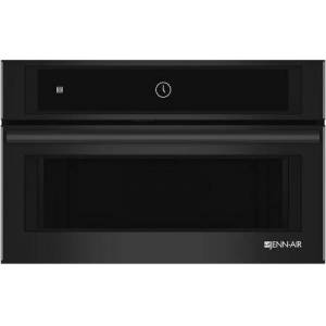 """Jenn-Air JMC2430DB 30"""" Built-In Microwave with Speed Cook  4.3"""" Full Color LCD Display  Convection & Microwave Combination Cooking  and Sensor Cooking  in"""