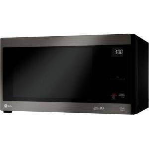 LG LMC1575BD 1.5 cu. ft. 1200 Watts NeoChef Countertop Microwave Oven  with Smart Inverter  EasyClean Interior  SmoothTouch Glass Touch + Keypad  Sensor