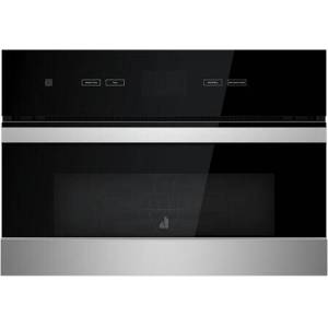"""Jenn-Air JMC2427IM 27"""" NOIR Built-In Microwave with Speed-Cook  1.4 cu. ft. Capacity  Smooth Close Door and Sensor Cooking in Stainless"""