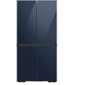 """Samsung RF29A967541 36"""" BESPOKE Flex Smart French 4-Door Refrigerator with 29 cu. ft. Total Capacity  Beverage Center  Dual Ice Maker with Ice Bites  LED"""