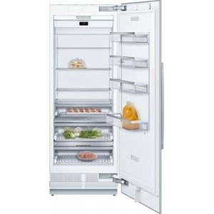 """Bosch B30IR905SP 30"""" Built-In Smart All Refrigerator with 16.8 cu. ft. Capacity  LED Interior Lighting  Energy Star Qualified and MultiAirFlow in Panel"""