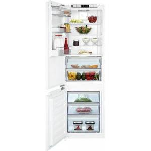 """Blomberg BRFB1052FFBINL 22"""" Fully Integrated Refrigerator with 8.4 cu. ft. Capacity  Duocycle  Hygiene+  HygAir and Automatic Ice Maker  in Panel Ready - Left"""