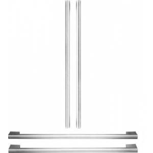 Fulgor Milano 36CDFDPRO Professional Handle for 600 Series French Door Refrigerator (2 Vertical and 2 Horizontal
