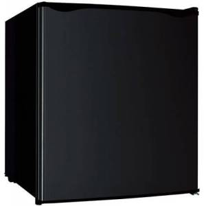 """Avanti RM16J1B 19"""" Compact Refrigerator with 1.6 cu. ft. Capacity  Reversible Door and Separate Chiller Compartment in"""