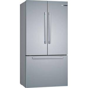 """Bosch B36CT80SNS 36"""" 800 Series French Door Refrigerator with 20.8 cu. ft. Capacity  FarmFresh System  VitaFreshPro  LED Lighting and MultiAirFlow  Wi-Fi"""