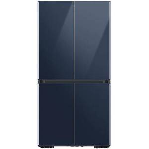 """Samsung RF23A967541 36"""" BESPOKE Flex Smart French 4-Door Counter Depth Refrigerator with 22.8 cu. ft. Total Capacity  Beverage Center  Dual Ice Maker with"""