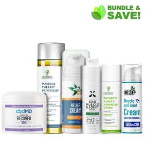 CBD Bundles CBD Topical Pain Bundle