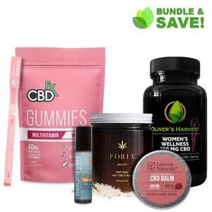 CBD Bundles Women's CBD Bundle