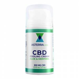 Asterra Labs - CBD Topical - Cooling Cream - 800mg