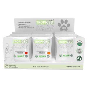 TropiCBD - CBD Pet Edible - Sample Box Dog Treats - CBD Pet Product - 4mg