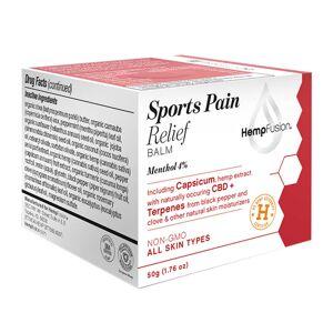 HempFusion - CBD Topical - Sports Pain Relief Balm - 80mg