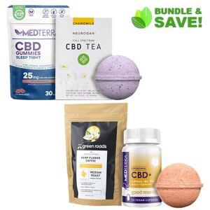 CBD Bundles CBD Morning and Night Bundle