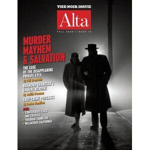 Alta: The Journal of Alta California