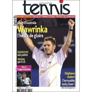 Tennis Magazine (French Edition)