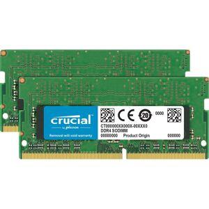 Crucial 32GB Crucial DDR4 3200MHz PC4-25600 CL22 1.2V Dual Memory Kit (2 x 16GB)