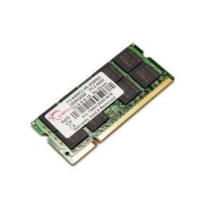 G.Skill 2GB G.Skill DDR2 SO-DIMM PC2-6400 (800MHz) laptop memory module
