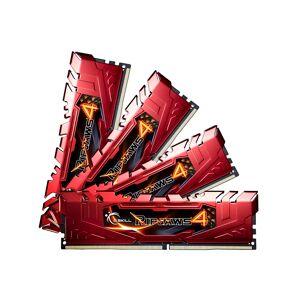 G.Skill 32GB G.Skill Ripjaws 4 DDR4 2133MHz PC4-17000 CL15 Quad Channel kit (4x8GB) Red