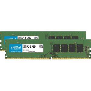 Crucial 32GB Crucial K2 DDR4 3200MHz PC4-25600 CL22 1.2V Dual Memory Kit ( 2 x 16GB)