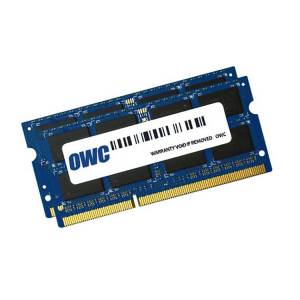 4GB OWC DDR3 SO-DIMM PC3-8500 1066MHz CL7 Dual Channel Kit (2x 2GB)