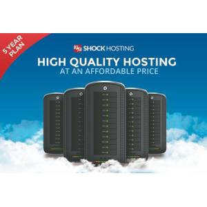 The Reliable High Quality Hosting At An Affordable Price [5 YEARS PLAN]