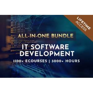DealFuel IT Software Development All-In-One Bundle With 1100+ eCourses / Lifetime