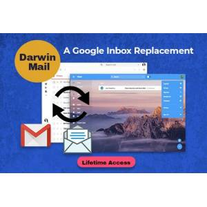Get Your Google Inbox Features Back With Darwin Mail For A Lifetime!