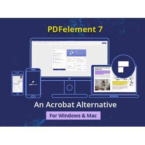 PDFelement 7 A Perfect Acrobat Alternative With Lifetime License