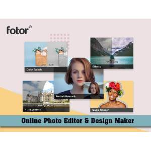 Fotor Photo Editor Beautifying Photos For Over 300M+ Fotor Users