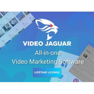 DealFuel Video Jaguar: An All-In-One Video Marketing Software With Lifetime License