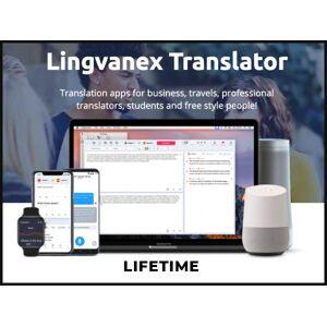 DealFuel Lingvanex Translator Apps For Mobiles & Desktops With Lifetime Subscription