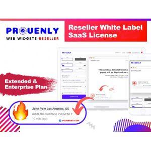 DealFuel Provenly Social Proof Widget Builder (Reseller White-Label SaaS License)