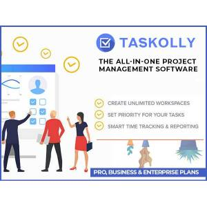 DealFuel Taskolly - The All-In-One Project Management Software / Business Plan