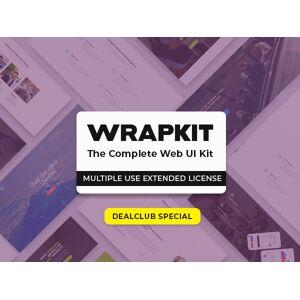 DealFuel WrapKit – The Complete Web UI Kit / Multiple Use Extended License