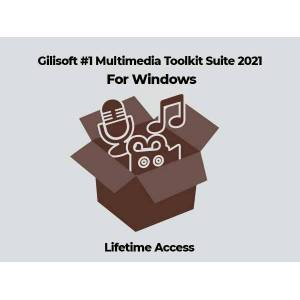 DealFuel Gilisoft – #1 Multimedia Tools Suite 2021 For Windows