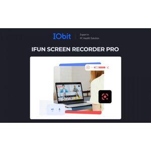 DealFuel iFun Screen Recorder Pro For Windows / Annual Subscription